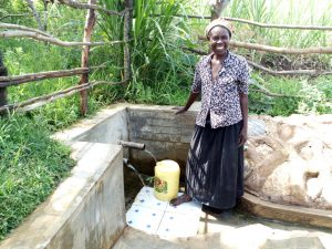 The Water Project:  Naomi Osula