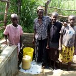 The Water Project: Futsi Fuvili Community, Patrick Munyalo Spring -  Naomi Osula And Stella Anne