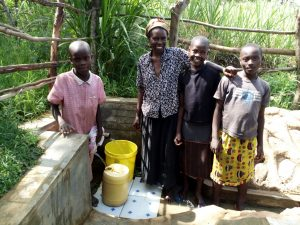 The Water Project:  Naomi Osula And Stella Anne
