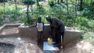 The Water Project:  Shadrack Mwochi With Clarence Askanga