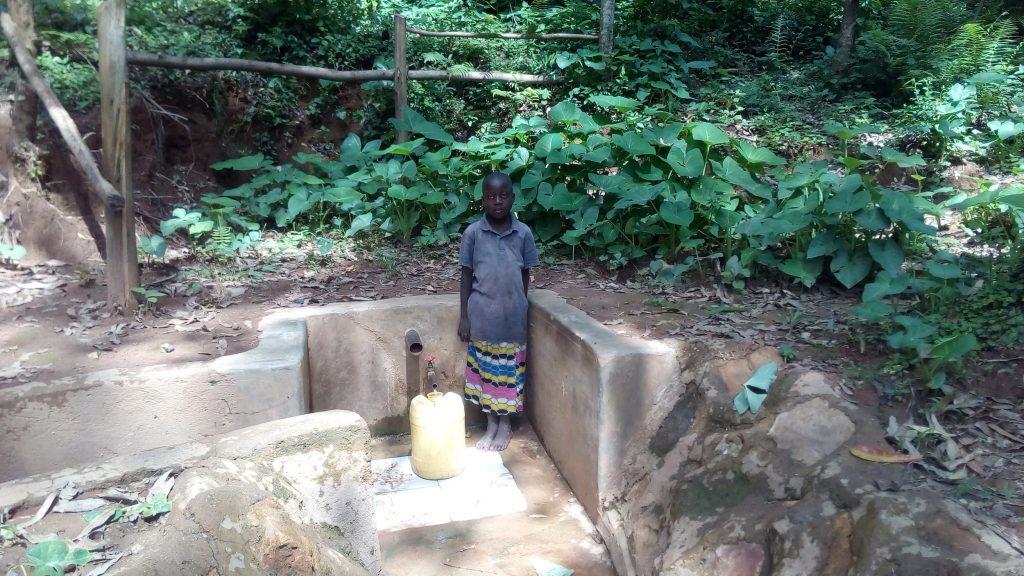 The Water Project : kenya4751-maximila-nekesa