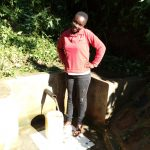 The Water Project: Emusanda Community A -  Clare Musilivi