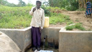 The Water Project:  Bassiliano Amboka