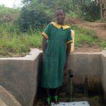 The Water Project: Shikoti Community A -  Bridgit Shiundu