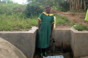 The Water Project:  Bridgit Shiundu