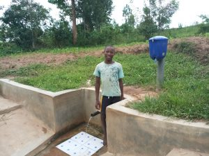 The Water Project:  Bonface Ouko