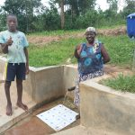 The Water Project: Mulundu Community -  Bonface Ouko And Rose Atira