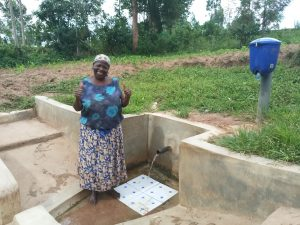 The Water Project:  Rose Atira