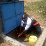 The Water Project: Chandolo Primary School -  Headteacher Bernard Madafu