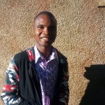 The Water Project: Mudete Primary School -  Health Teacher Robert Amiani