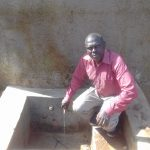 The Water Project: Gidagadi Primary School -  Teddy Liabeha
