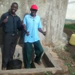 The Water Project: Ebusiratsi Special Primary School -  Erick Wagaka And Andrew Ateko