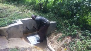 The Water Project:  Kefa Kombwa