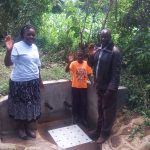 The Water Project: Matsakha A Community, Kombwa Spring -  Simon Kombwa And Kefa Kombwa