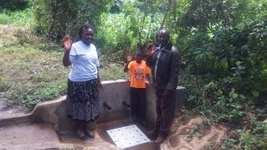 The Water Project:  Simon Kombwa And Kefa Kombwa
