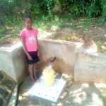 The Water Project: Luyeshe Community, Simwa Spring -  Mercy Simwa