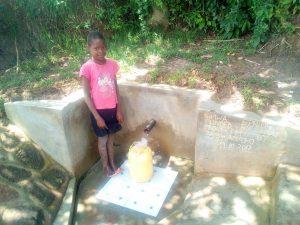 The Water Project:  Mercy Simwa