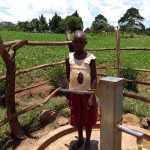 The Water Project: Byebega-Kirisa Community -  Bridget Tumusiime A Community Pupil At The Well