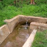 The Water Project: Ejinga-Ayikoru Community -  Around The Water Point
