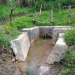 The Water Project: Abangi-Ndende Community -  Around The Water Point