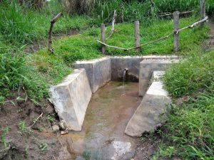 The Water Project:  Around The Water Point