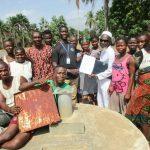 The Water Project: Komrabai Community, 35 Port Loko Road -  Water Committee Meeting
