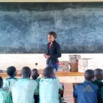 The Water Project: Eshikufu Primary School -  Trainer Betty