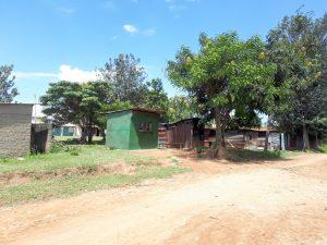 The Water Project:  Namakoye Market On Way To School