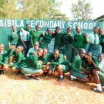 The Water Project: Esibila Secondary School -  School Entrance