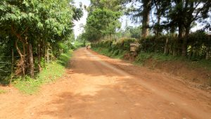 The Water Project:  Road To The School