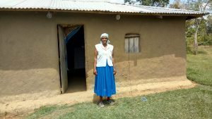 The Water Project:  Mama Rose At Her Compound