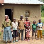 The Water Project: Mukhuyu Community, Kwakhalakayi Spring -  Fridah And Her Family
