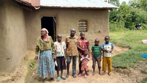 The Water Project:  Fridah And Her Family