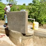 The Water Project: Mbau Community C -  First Well System