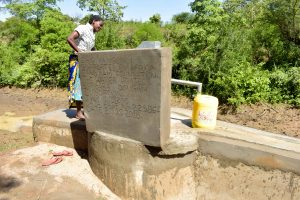 The Water Project:  First Well System