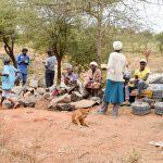 The Water Project: Maluvyu Community E -  Lunch Break