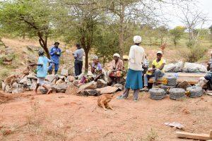 The Water Project:  Lunch Break