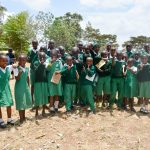 The Water Project: Kitooni Primary School -  Student Health Club