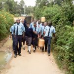 The Water Project: Musango Mixed Secondary School -  Walking Back To School