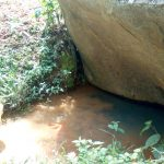 The Water Project: Chebunaywa Secondary School -  Current Water Source