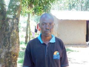 The Water Project:  Silas Burudi