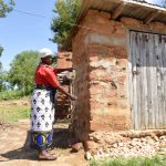The Water Project: Mbau Community B -  Latrine And Handwashing Station