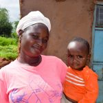 The Water Project: Kithoni Community A -  Miriam Mwende Mumo