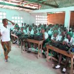 The Water Project: United Brethren Academy Secondary School -  Training