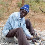 The Water Project: Maluvyu Community E -  Construction
