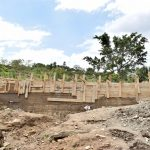 The Water Project: Mitini Community B -  Sand Dam Construction