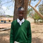 The Water Project: Kitooni Primary School -  Mutisya