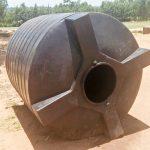 The Water Project: Lwakhupa Primary School -  Broken Plastic Tank