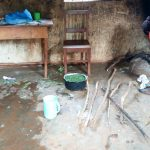 The Water Project: Kegoye Primary School -  School Cook In The Kitchen
