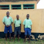 The Water Project: Ingwe Primary School -  Latrines